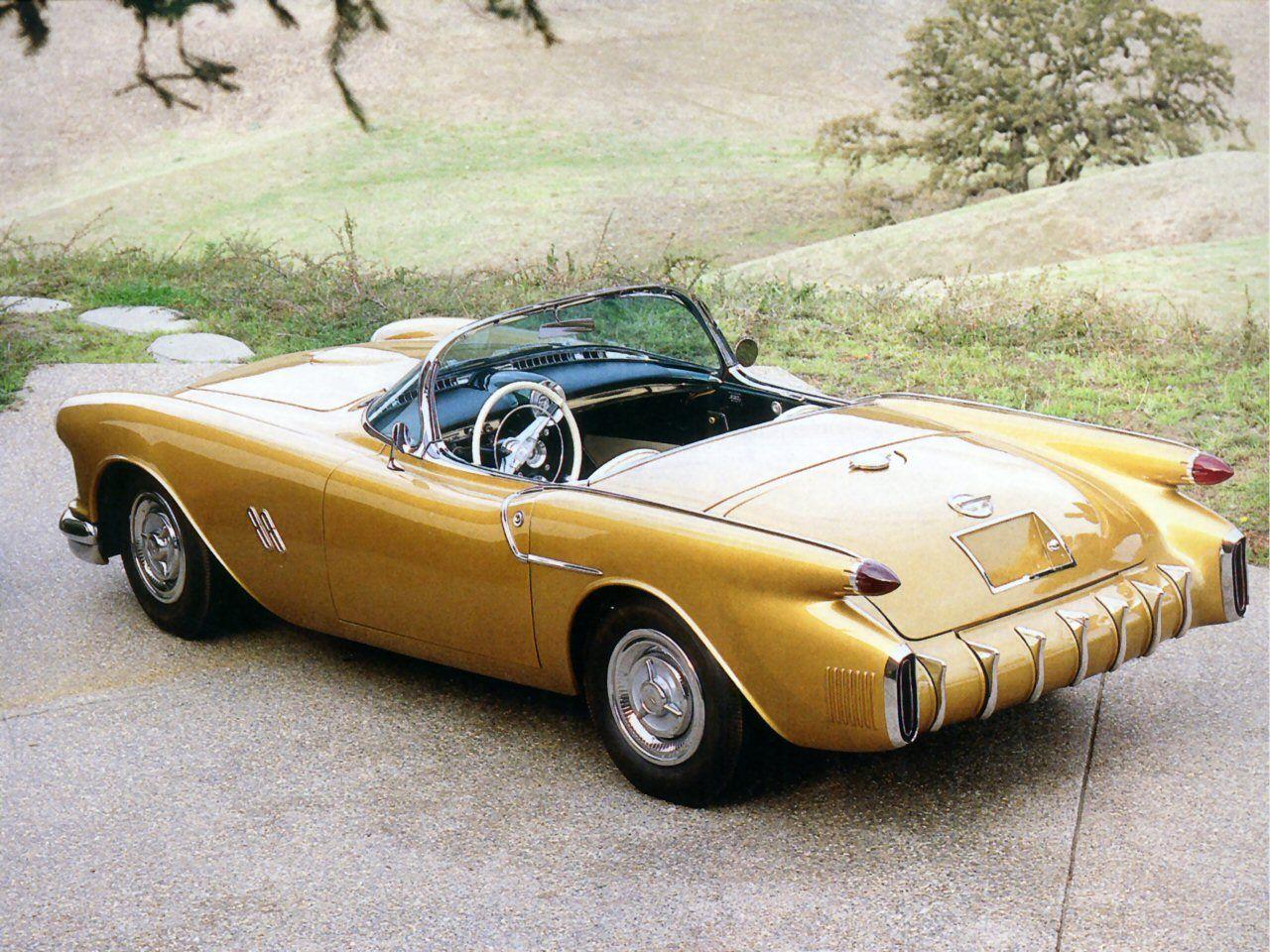 Oldsmobile f 88 concept