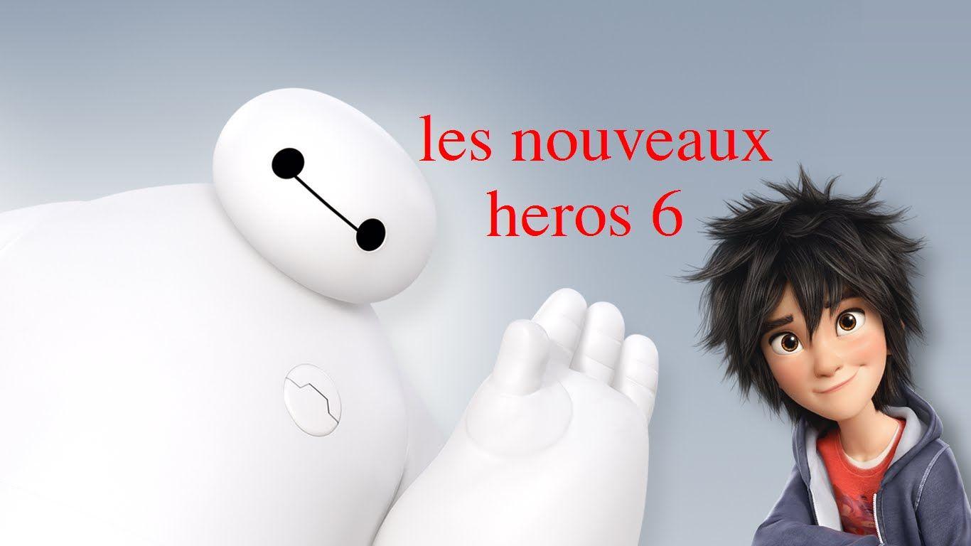 Les Nouveaux Heros 2 Film Complet En Francais Big Hero 6 Film Complet Vf Big Hero 6 Big Hero Hero