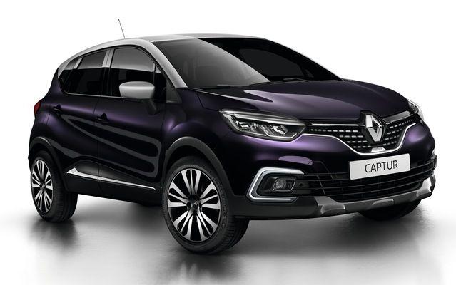 Renault Captur Au Salon De Geneve 2017 Caradisiac Com Renault
