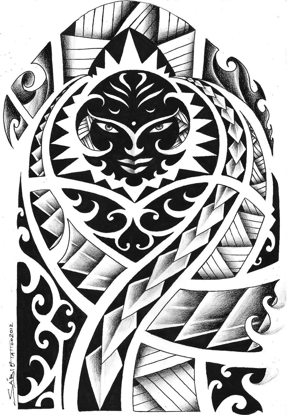 Maori 28f Digitalizar0062 Maori Desenhos De Tatuagem Maori E