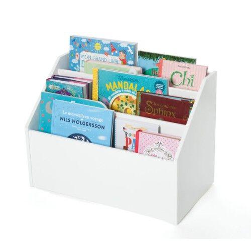 Bibliothèque sur roulettes Izi Move Oxybul   jeux enfants ...