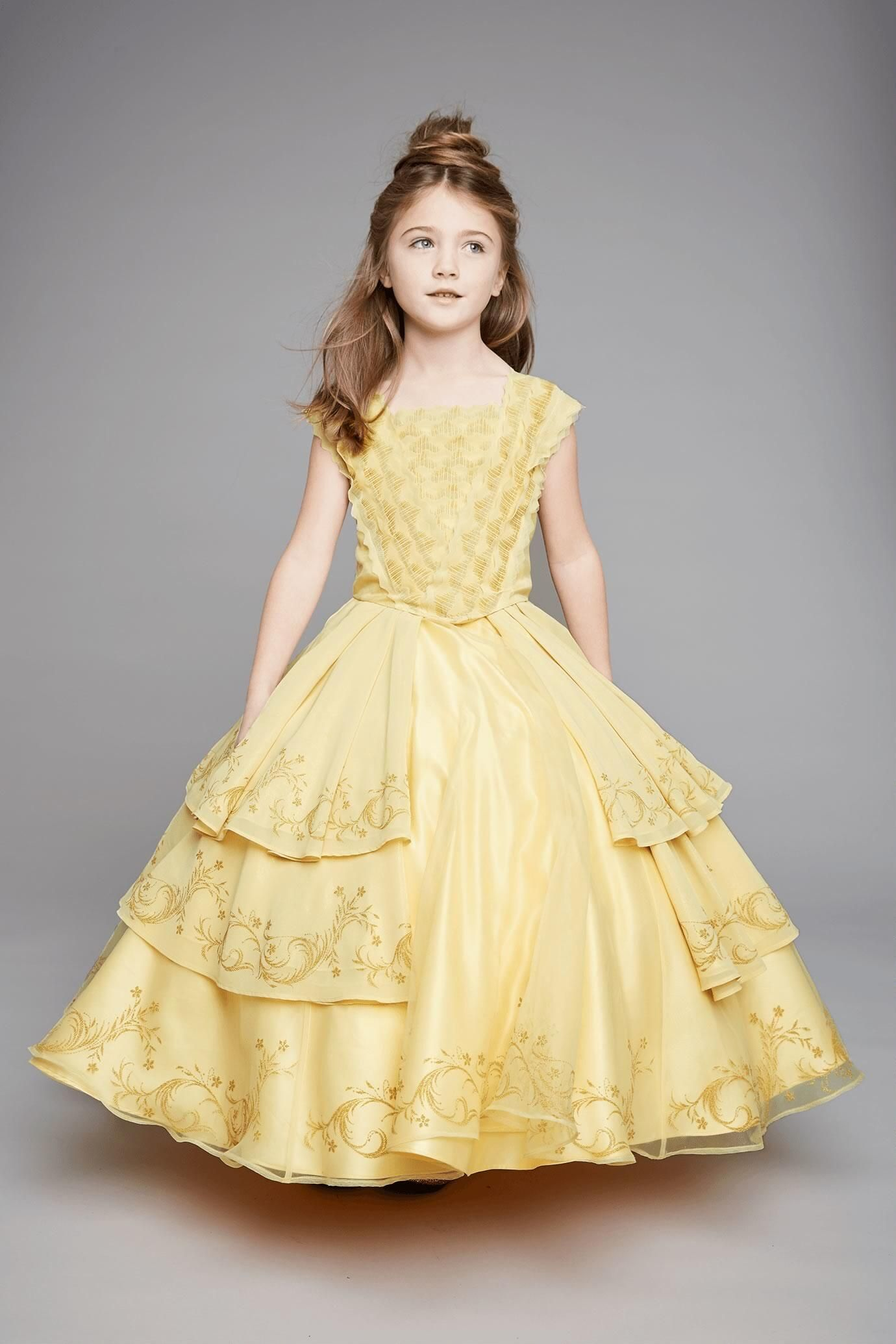 The Ultimate Collection Live-Action Belle Ball Gown | Fashion ...