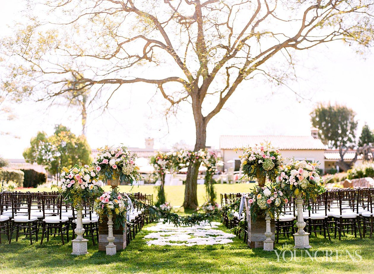 The Inn At Rancho Santa Fe Wedding Film Photography By Youngrens