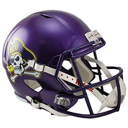 Discounted Riddell East Carolina Pirates Officially Licensed NCAA Speed  Full Size Replica Football Helmet  706581505797  Football  Misc. 017b02cd0