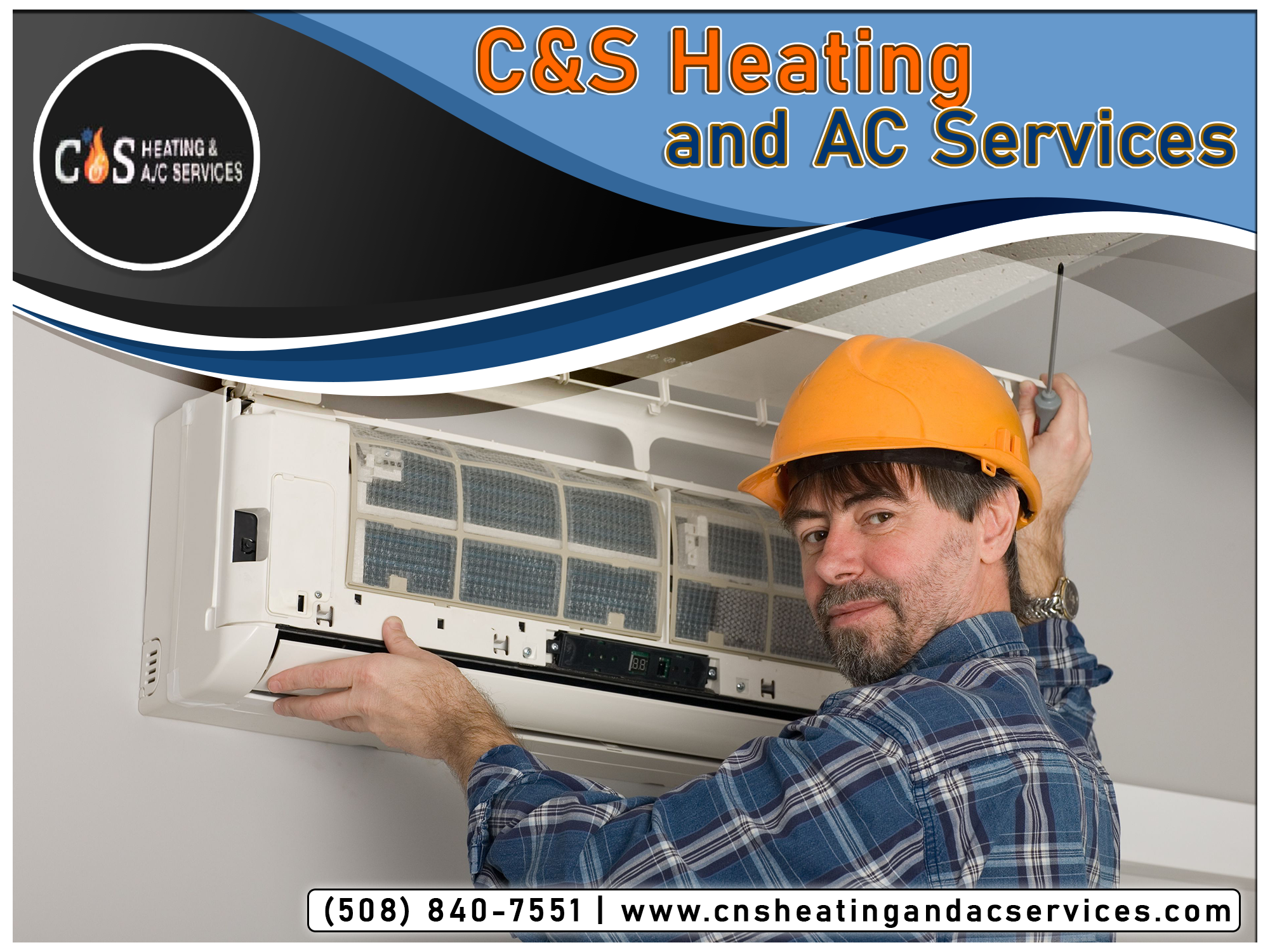 At C&S Heating and AC Services, we offer an