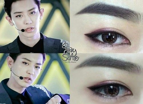 Korean Eye Makeup Male Makeup Korean Eye Makeup Kpop Makeup Tutorial