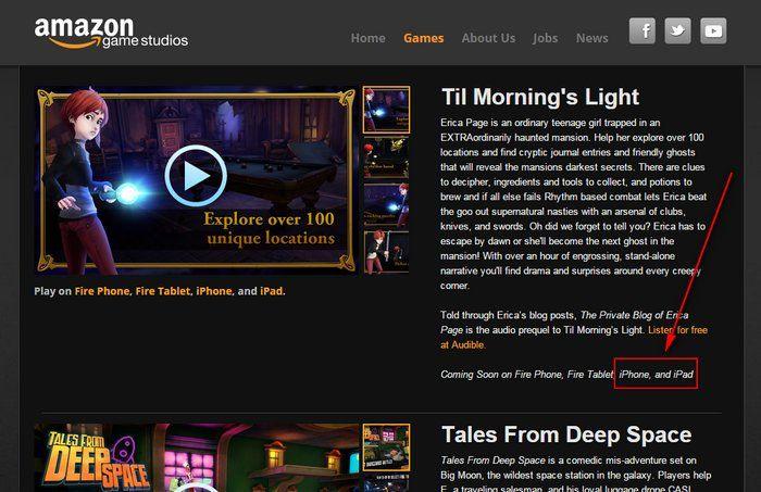 Amazon Lanzara 4 Juegos Desarrollados Por Amazon Game Studios Para