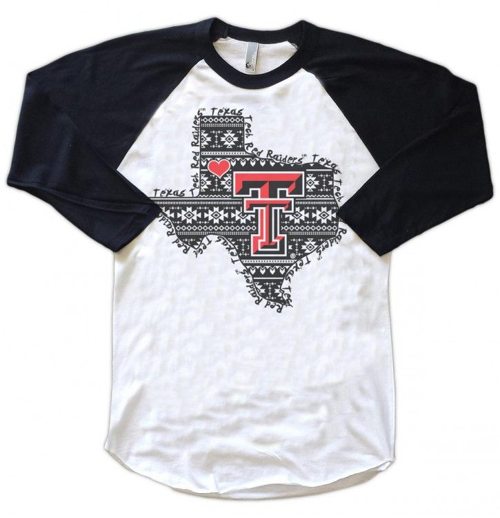Texas Tech Aztec My Style Clothes Shirts Outfits