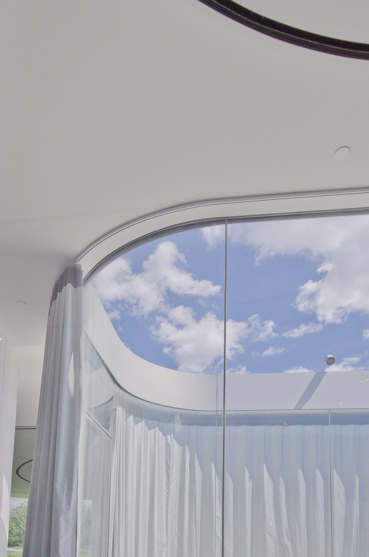 glass pavilion sanaa toledo oh usa sanaa pinterest