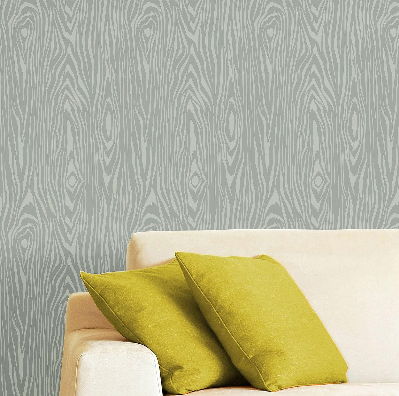 Wood Grain 416: Reusable, Wall Stencils, DIY decor - Decorative Wall ...