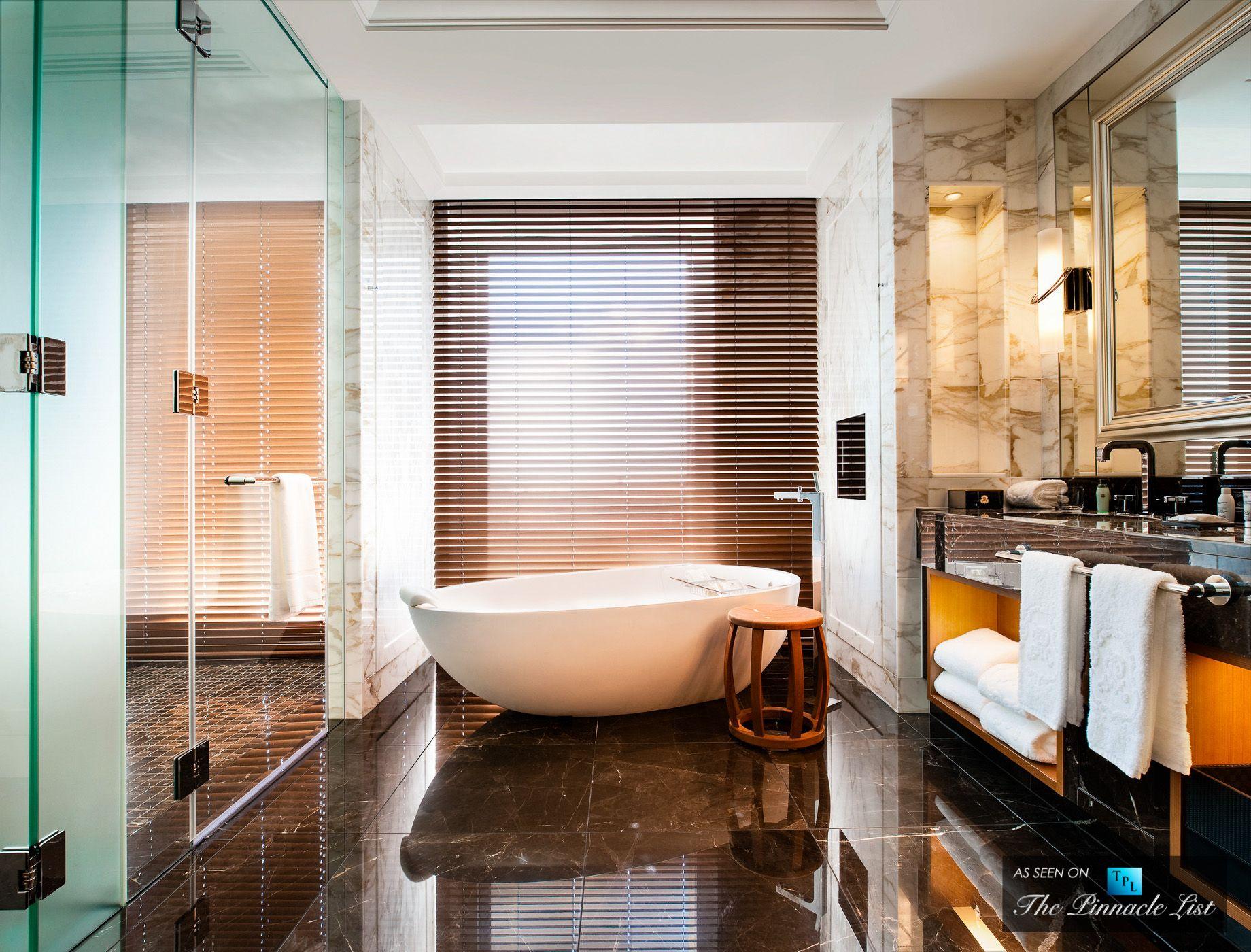 Luxury Hotel Bathroom Design Ideas Part - 17: Luxury Hotel Bathroom Design Ideas 5 On Living Room Simple Home Design