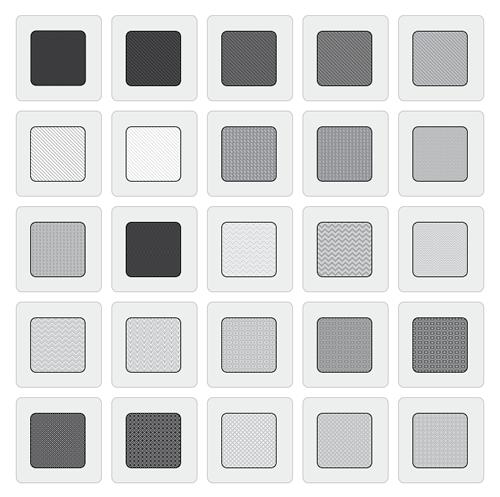 Illustrator Pixel Patterns