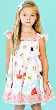 623835e10829b Super cute girly dress. This site has lots of very girls dresses to get  some inspiration