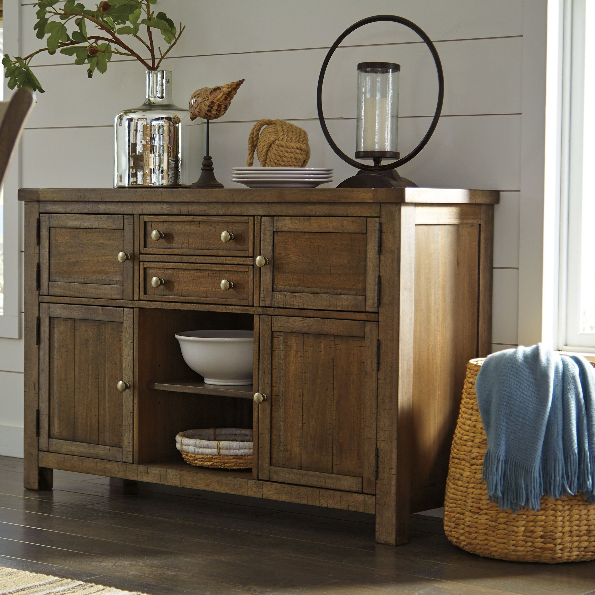 Hillary dining room buffet table products pinterest dining