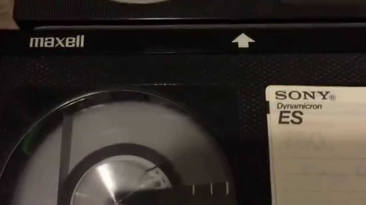 SONY BETAMAX TAPES HOW THEY LOOKED LIKE COMPANIES THAT MADE BETA TAPES &...