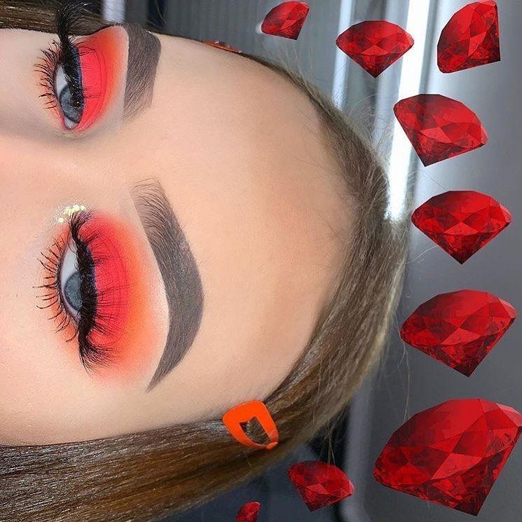 #cute clown makeup ideas #makeup ideas for halloween witch #christmas makeup ide…