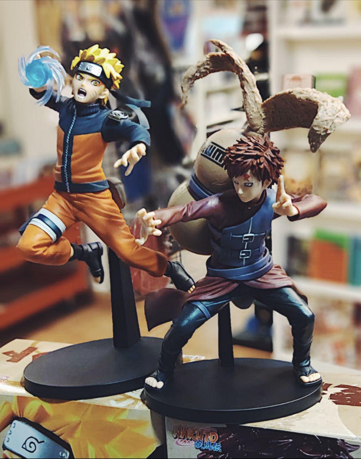 Figuras De Naruto Vibration Stars Naruto Gaara Figuras De