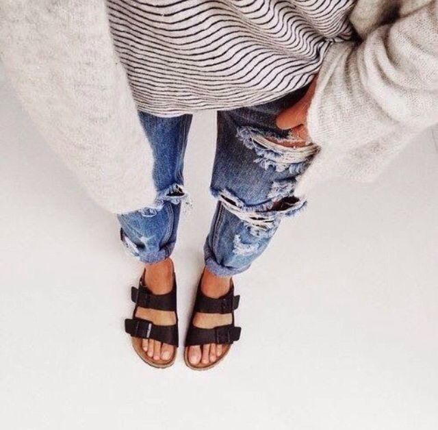 The perfect comfy look