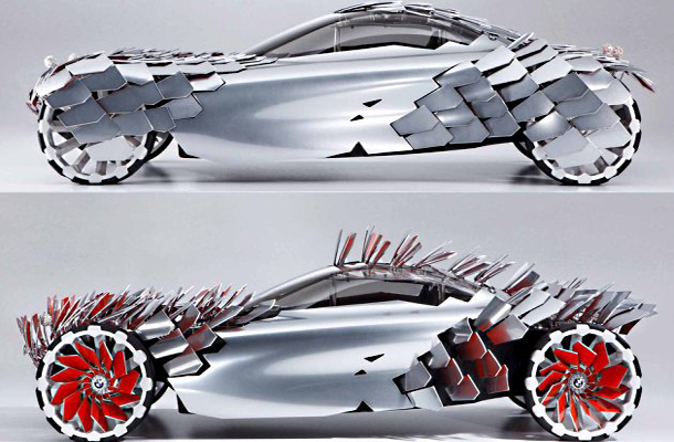 Of The Worlds Coolest Concept Cars Air Brake Cars And Super Car - What is the coolest car in the world