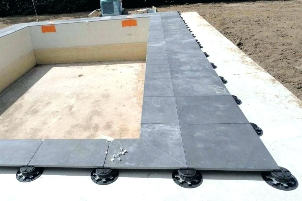 Pose Carrelage Sur Plot Jd3ddesigns Com In 2020 Terrassenplatten Terrasse