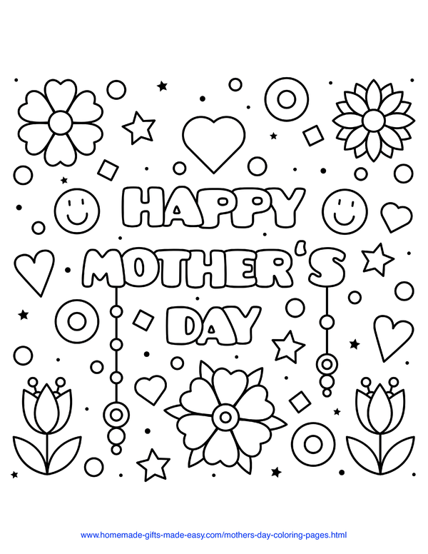 77 Mother S Day Coloring Pages Free Printable Pdfs Mothers Day Coloring Pages Mother S Day Colors Mothers Day Signs
