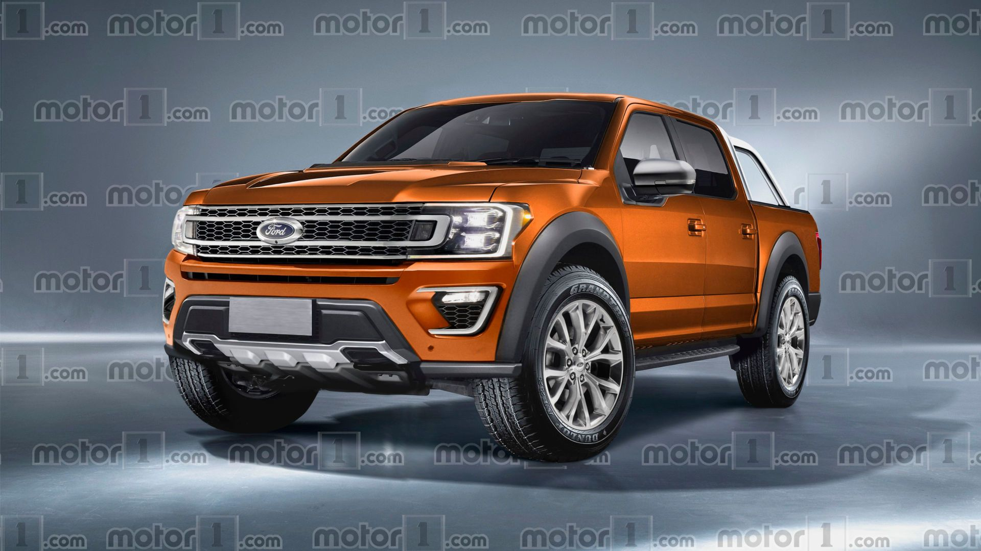 2019 ford ranger imagined as f 150 s little brother ford cars car