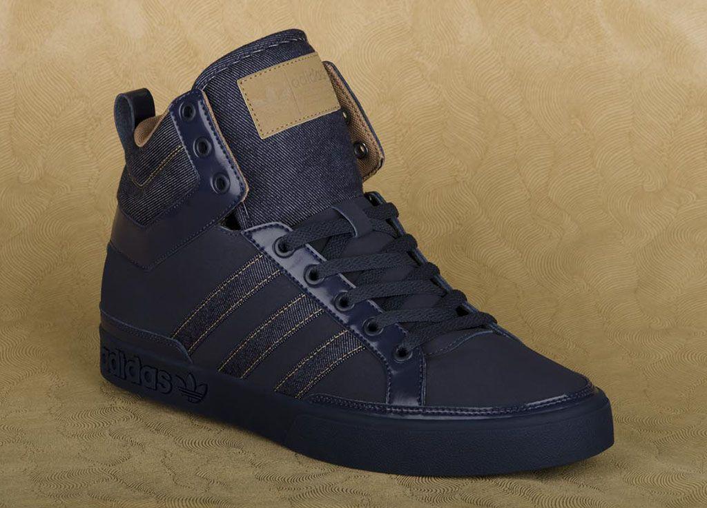 adidas top court