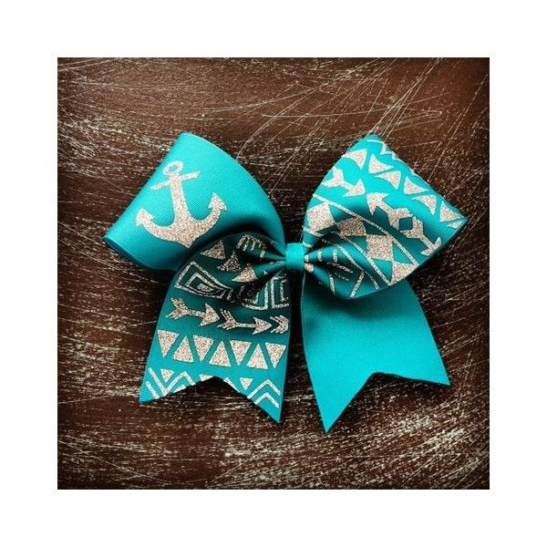 Cheerleading Bows ❤ liked on Polyvore featuring hair stuff