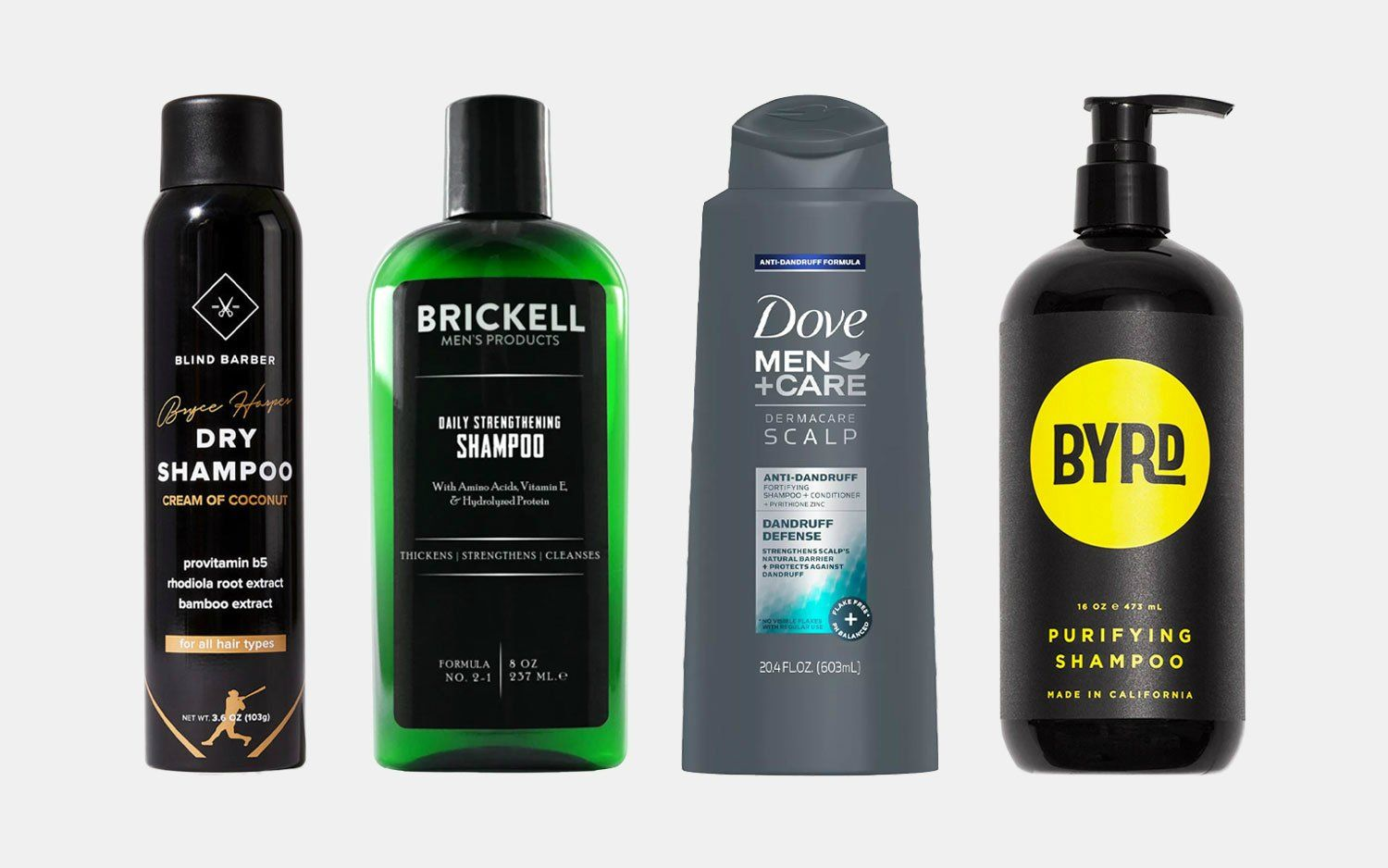 The 10 Best Shampoos For Men in 2020 Mens shampoo, Best