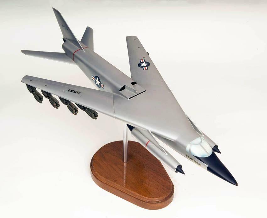 Usaf Bomber Concept Model Late 1950 S Experimental Aircraft Military Aircraft Aircraft