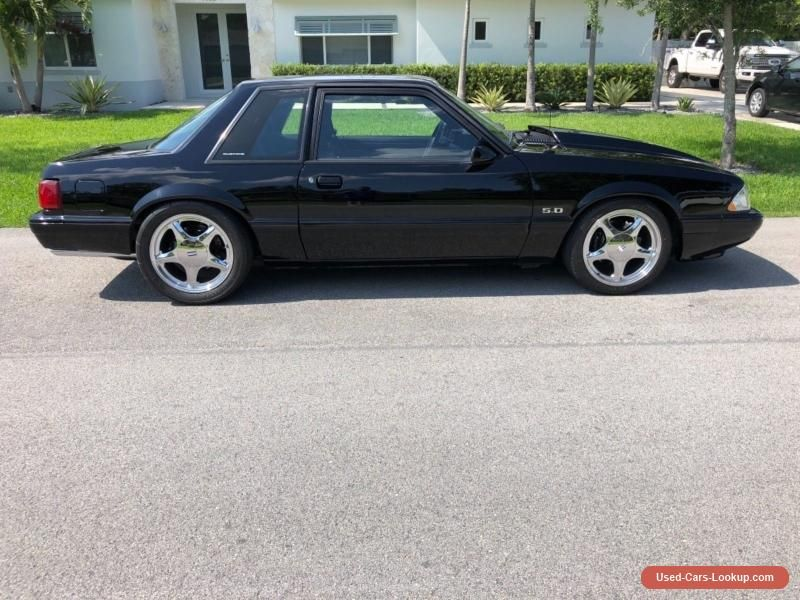 1992 Ford Mustang LX ford mustang forsale unitedstates