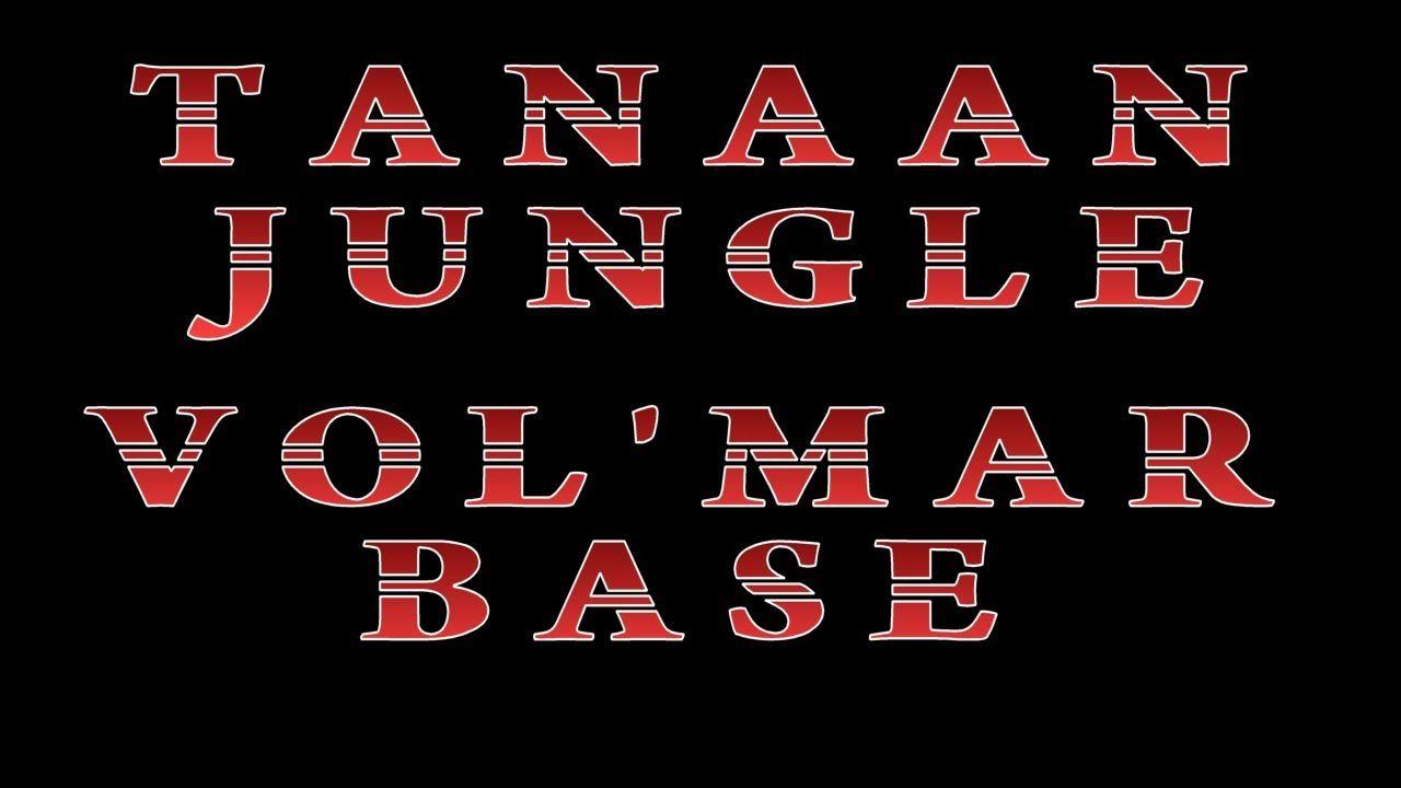 cool Tanaan Jungle Vol'Mar Base WoD 6.2 World Of Warcraft
