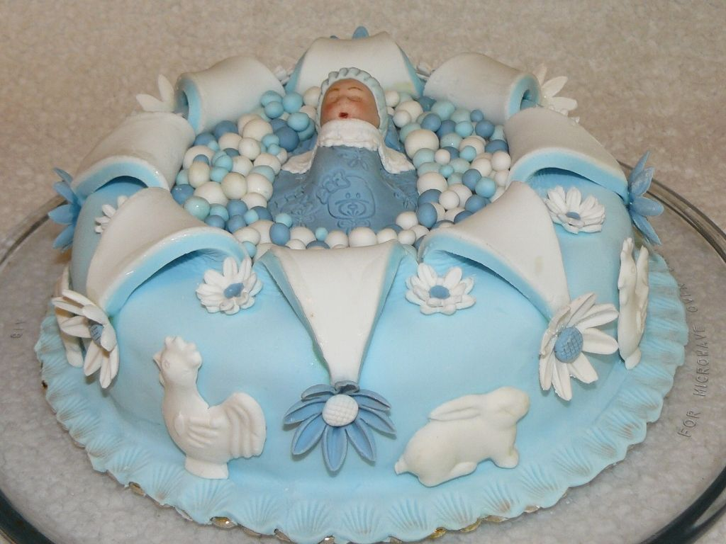 Baby Shower Cake Decorations Ideas At Walmart
