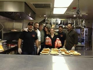 Dog Haus Making Food For The Homeless At Pasadena S Union Station