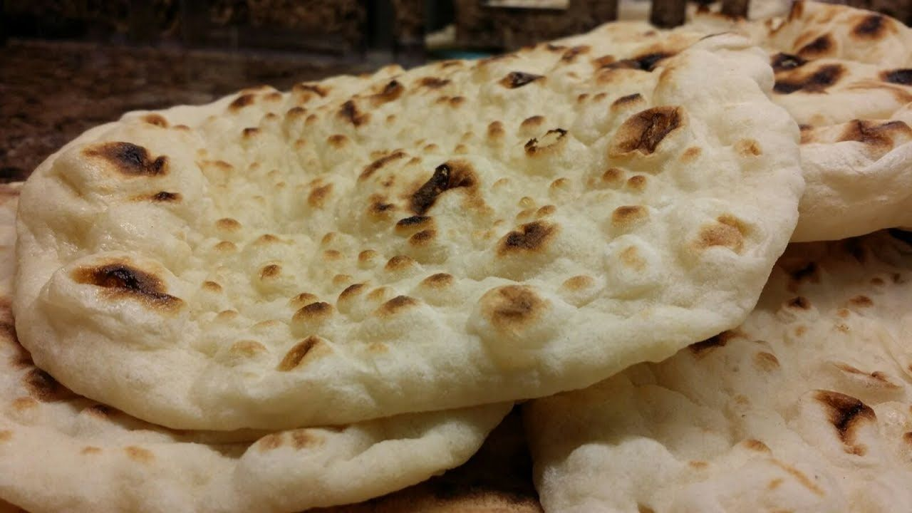 خبز عراقي بدون تنور وبدون فرن وبدقيقتين رمضان 2017 Youtube Foodies Desserts Food Homemade Bread