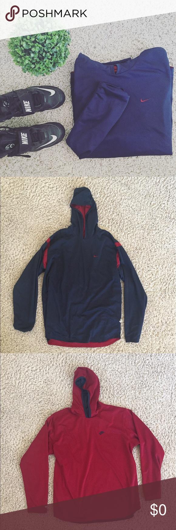 Predownload: Nike Reversible Hoodie Sweatshirt Sweatshirts Hoodie Hoodies Nike [ 1740 x 580 Pixel ]