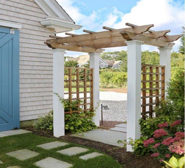 Beau Garden Entrance Arbor Idea #Garden_Entrance_Arbor  #Garden_Entrance_Arbor_Designs #Entrance_Arbor #Garden_Arbors  #GardenArborsDesigns #GardenArborsIdeas