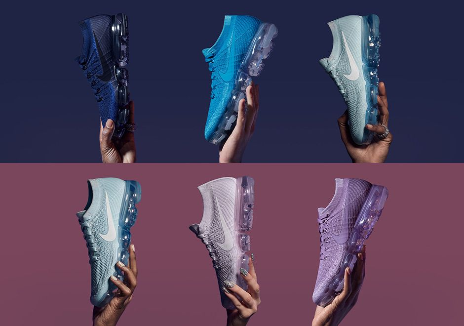 vapormax flyknit day to night