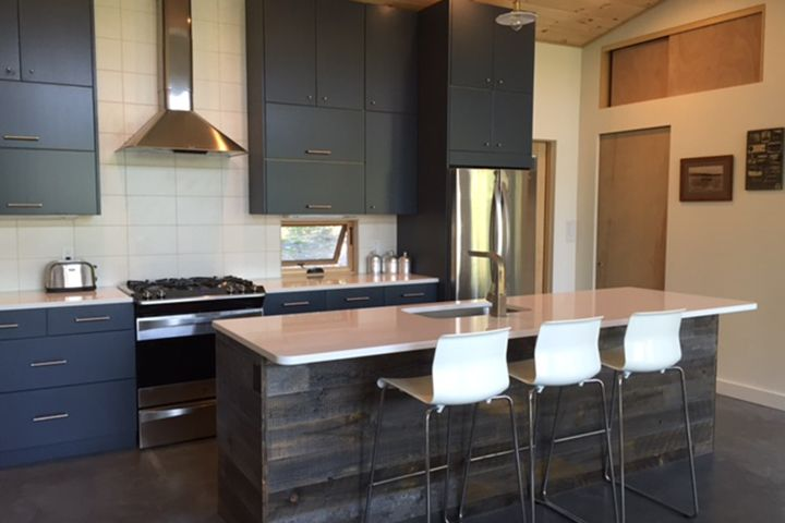 Kungsbacka Is Ikea S New Kitchen Door Made From Recycled Materials