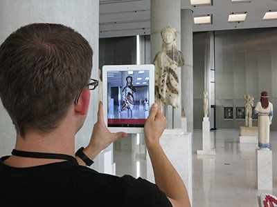 CHESS is a new technology platform changing how museums around the world approach interactive storytelling.