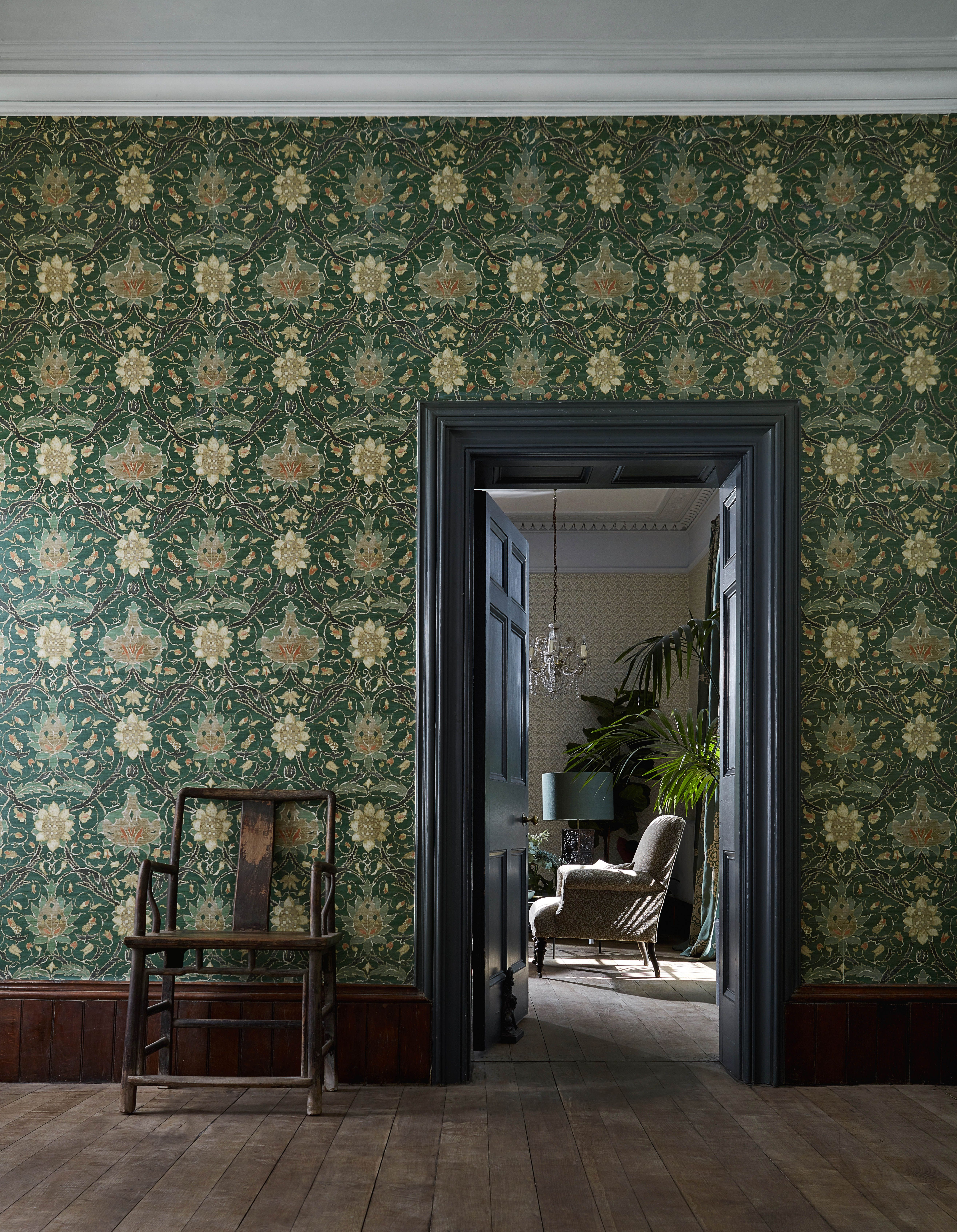 15 inspiring traditional living room ideas | Morris ...