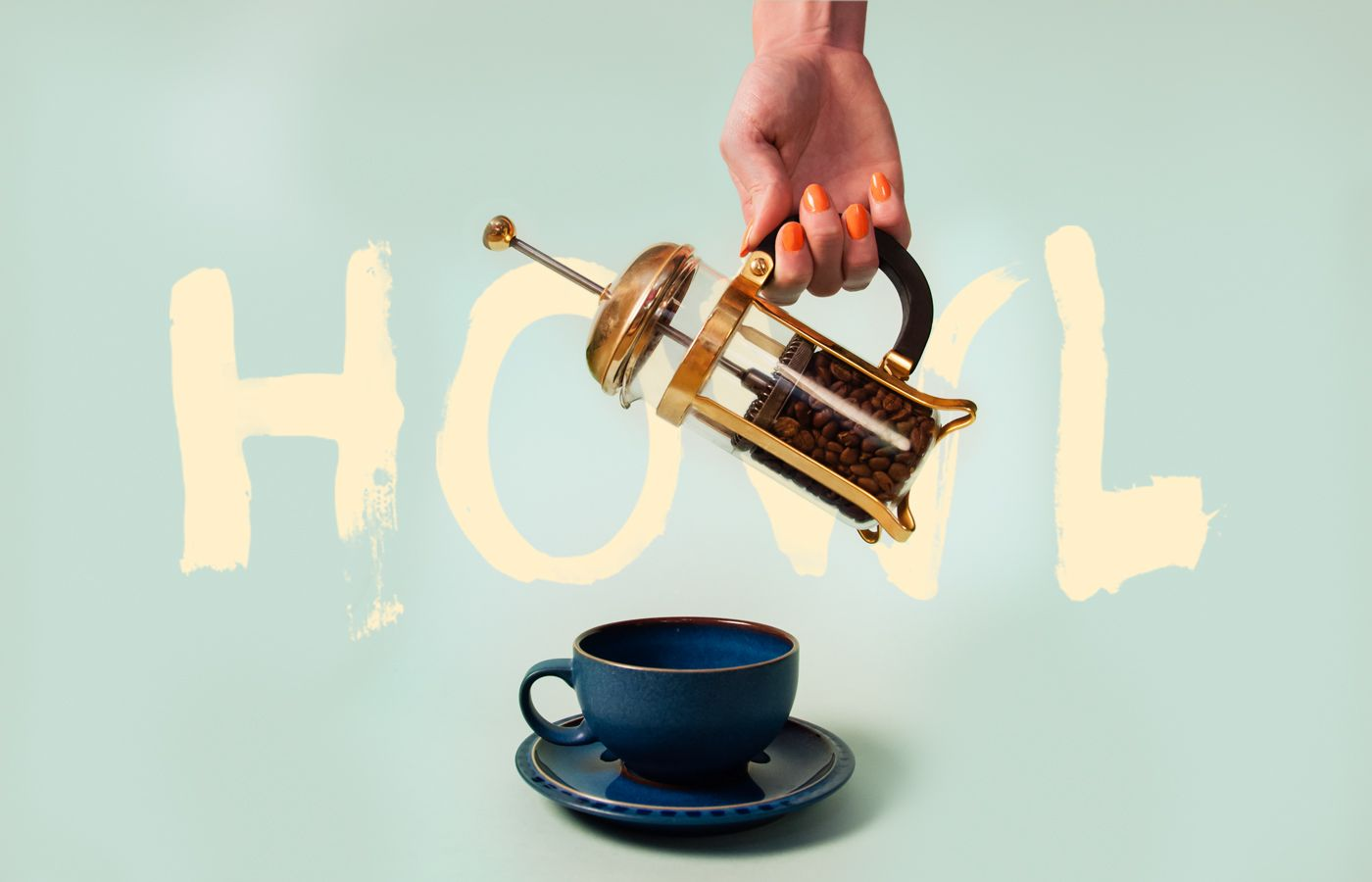 Howl a personalised coffee app on behance personalized