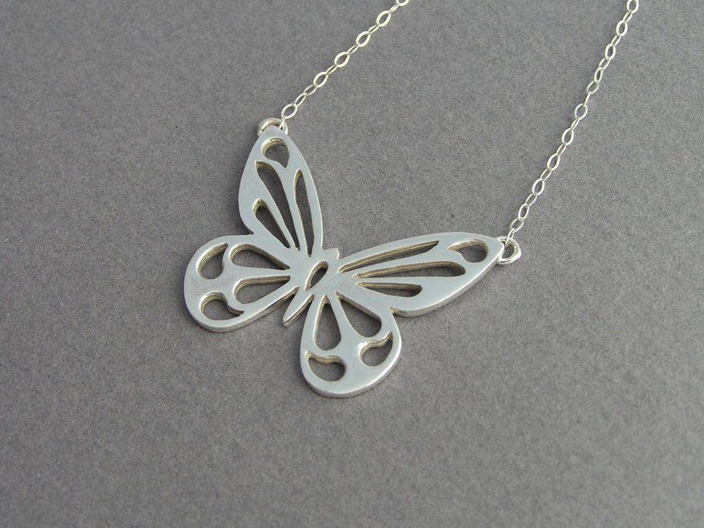 Sterling Silver Yaezaki Double Blossom Pendant