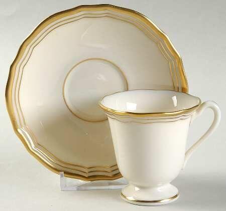 Lenox Chesterfield Gold