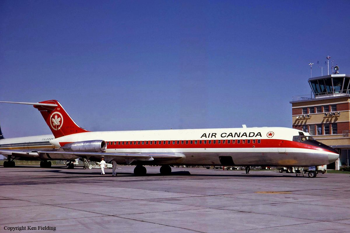 26 June 1978 Air Canada Flight 189 crashed on takeoff in