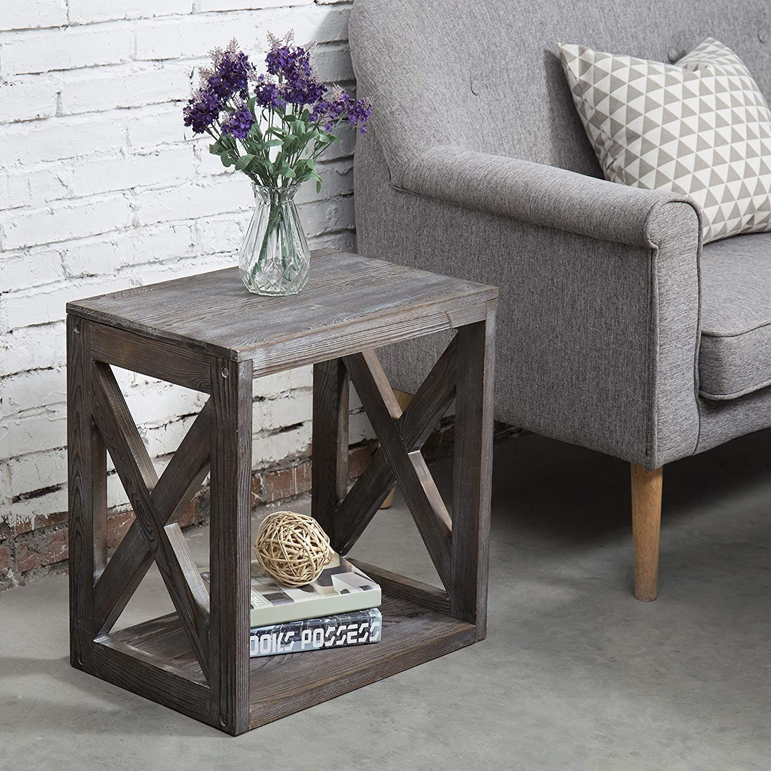 Best Rustic Accent Tables Find The Best Farmhouse End Tables Accent Tables And Accent Furniture At Farmhouse Goals