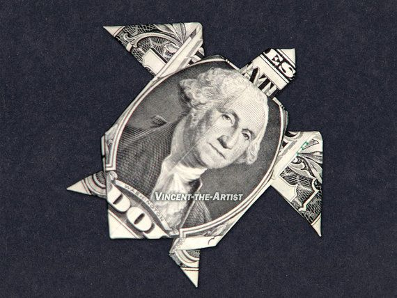 Dollar bill square box | Money origami, Dollar origami, Dollar ... | 428x570