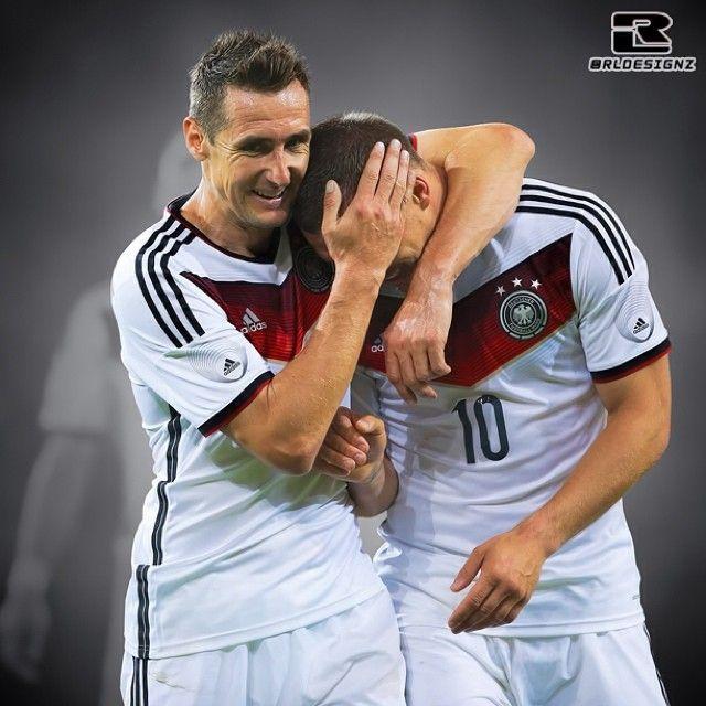 Miroslav Klose Alemanha