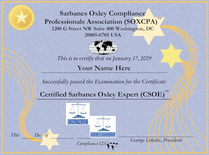 acc 561 sarbanes oxley Acc 561 week 1 wileyplus practice quiz acc 561 week 2 individual assignment sarbanes-oxley act of 2002 acc 561 week 2 learning team reflection ( com.