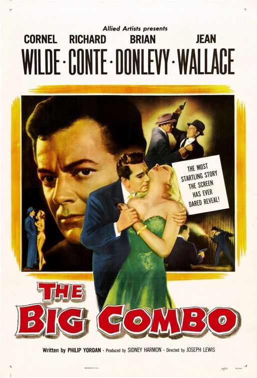The Big Combo 1955 With Images Classic Films Posters Film